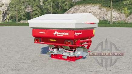 Kverneland Exacta EL〡capacity choice for Farming Simulator 2017