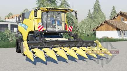 New Holland CR series〡design choice for Farming Simulator 2017