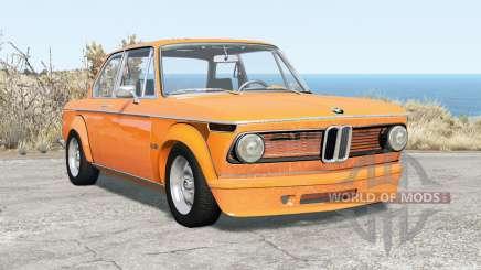 BMW 2002 Turbo (E20) 1974 for BeamNG Drive