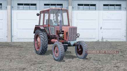 MTH 80 Belarus〡 traces of wheels for Farming Simulator 2015
