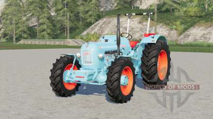 Eicher EA 800〡with a convertible top for Farming Simulator 2017
