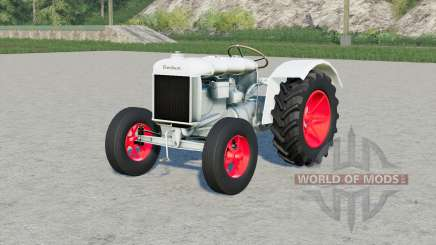 Fordson Model F〡rubber for Farming Simulator 2017