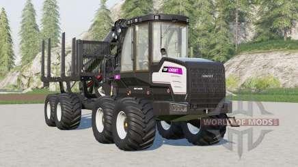 Logset 10F GT〡adjusted crane operation for Farming Simulator 2017