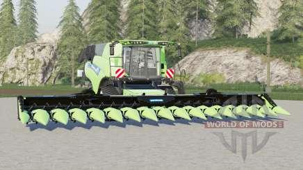 New Holland CR10.90 Revelation〡trailer hitch for Farming Simulator 2017