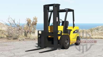 Forklift v1.2 for BeamNG Drive