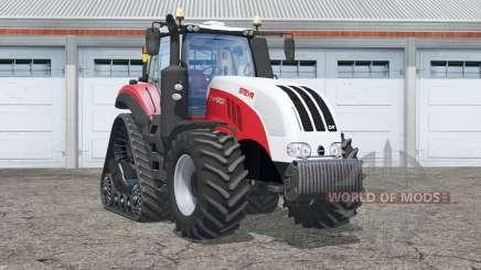 Steyr 6300 CVT RowTrac for Farming Simulator 2015