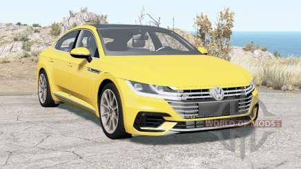 Volkswagen Arteon R-Line 2018 for BeamNG Drive
