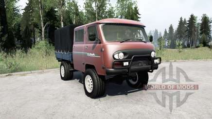 UAS 39094 Farmer〡Swest cargo for MudRunner