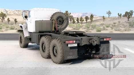 Ural 44202〡 engine options for American Truck Simulator
