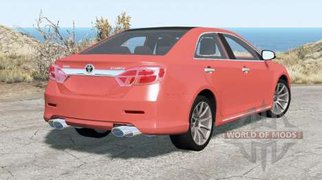 Toyota Camry (XV50) 2011 v2.0 for BeamNG Drive