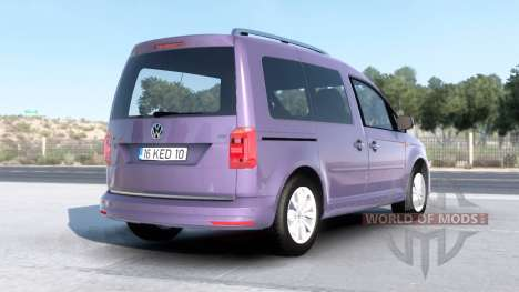 Volkswagen Caddy (Type 2K) 2016 v1.6 for American Truck Simulator