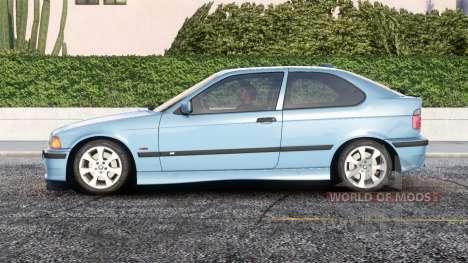 BMW M3 compact (E36) 1996 v1.4 for American Truck Simulator