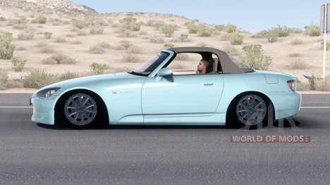 Honda S2000 (AP2) 2004 v1.7 for American Truck Simulator