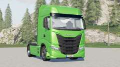 Iveco S-Way S480 2019〡color configurations for Farming Simulator 2017