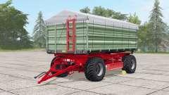 Fliegl DK 180-88 re-skinned as Lomma for Farming Simulator 2017