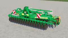 Amazone Catros 4001 for Farming Simulator 2017