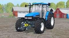 New Holland TM150 2002 for Farming Simulator 2015