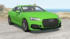 Audi RS 5 coupe 2019 for BeamNG Drive