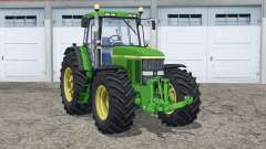 John Deere 7810〡interactive windows for Farming Simulator 2015