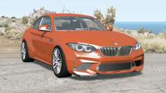 BMW M2 Competition (F87) 201৪ for BeamNG Drive