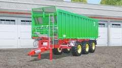 Kroger Agroliner TAW 30〡with clutch for Farming Simulator 2015