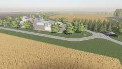 Saxonia v1.0.1 for Farming Simulator 2017