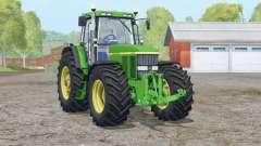 John Deere 7810〡dynamic camera for Farming Simulator 2015