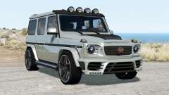 Mercedes-Benz G 65 AMG Mansory (W463) 2015 for BeamNG Drive