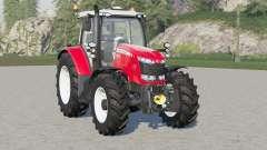 Massey Ferguson 6600 series for Farming Simulator 2017