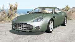 Aston Martin DB7 Zagato 200૩ for BeamNG Drive