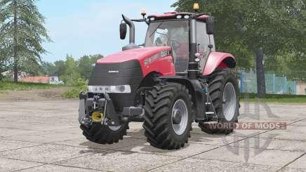 Case IH Magnum CVX〡animation exhaust pipe for Farming Simulator 2017