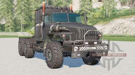 Ural 44202-72E5〡imimed elements for Farming Simulator 2017