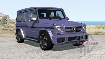 Mercedes-Benz G 65 AMG (W463) 2015 for BeamNG Drive