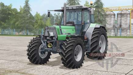 Deutz-Fahr AgroStar 6.31〡removable front fender for Farming Simulator 2017