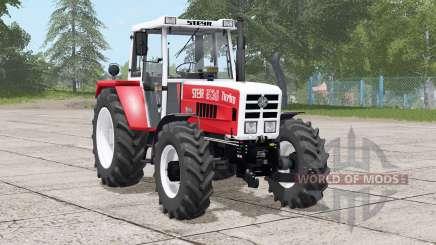 Steyr 8130A Turbo〡6 wahlbare motorupgrades for Farming Simulator 2017