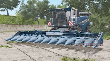 New Holland CR10.90〡scheiben getont for Farming Simulator 2017