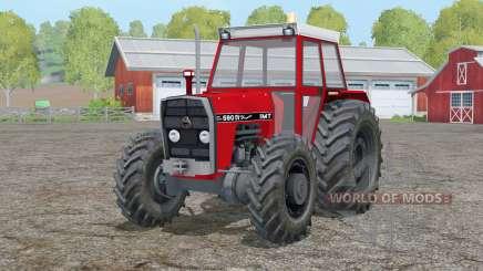 IMT 590 DV DL Specijal〡opening doors for Farming Simulator 2015