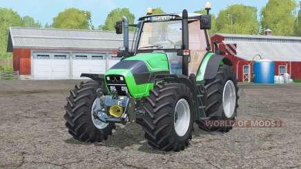 Deutz-Fahr Agrotron TTV 620 for Farming Simulator 2015
