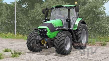 Deutz-Fahr 6190 TTV for Farming Simulator 2017