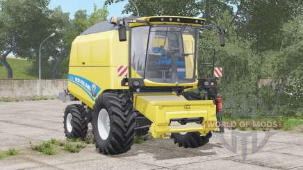 New Holland TC series〡can use any cutter for Farming Simulator 2017