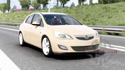 Opel Astra (J) 2010 v2.0 for Euro Truck Simulator 2