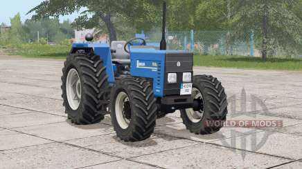 New Holland 55-56s〡choice color rims for Farming Simulator 2017