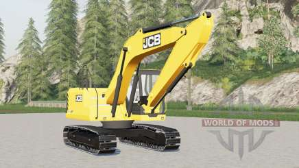 JCB 220X LC for Farming Simulator 2017