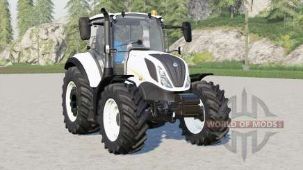 New Holland T5 series〡front & wheel weights for Farming Simulator 2017