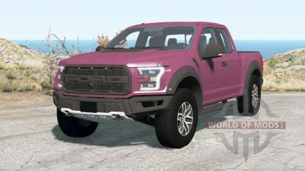 Ford F-150 Raptor 2017 for BeamNG Drive