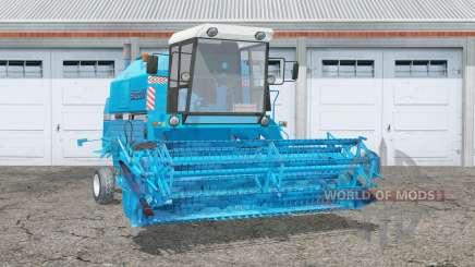 Bizon Rekord Z058〡movable pulleys for Farming Simulator 2015