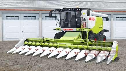 Claas Lexioɲ 750 for Farming Simulator 2015