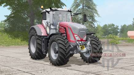 Fendt 900 Vario〡dynamic hoses supported for Farming Simulator 2017