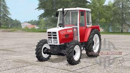 Steyr 8080A〡pendelachse for Farming Simulator 2017