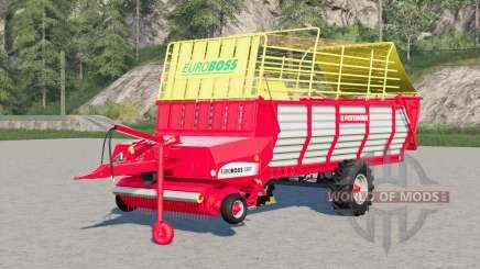 Pottinger EuroBoss 330 T〡wheels selection for Farming Simulator 2017